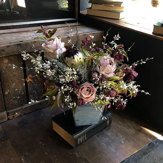 遠く離れた地から娘達に送る祝い花。母の...