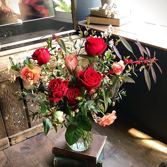 赤薔薇bouquet🥀今回はレッドエレガンス×...